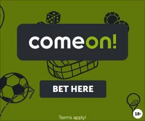 Latest bonus from Comeon Casino