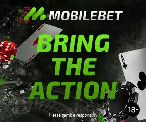 Latest bonus from Mobilebet Casino
